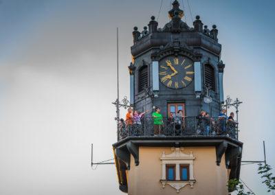 Ludzie na wieży